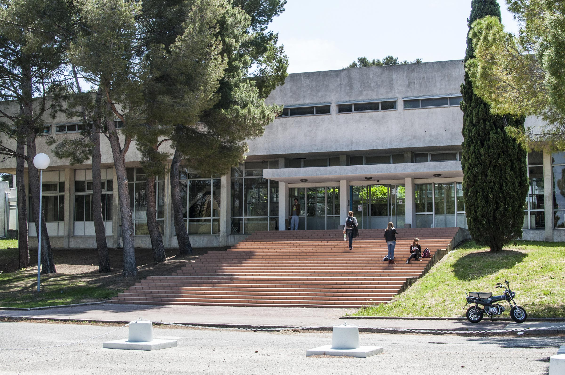 Ecole d'arts de Luminy Marseille