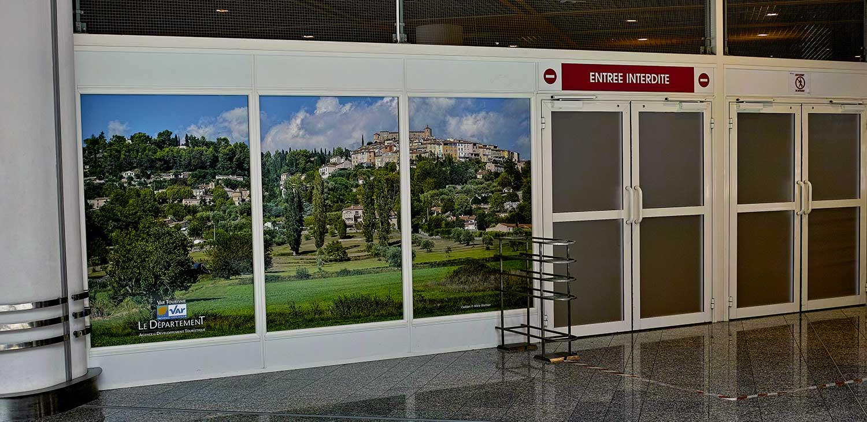 halls Aéroport 2 Toulon/hyères 2016