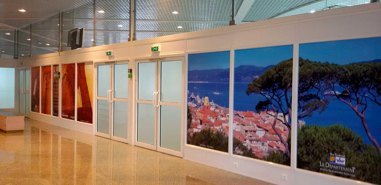 halls Aéroport 5 Toulon/hyères 2016