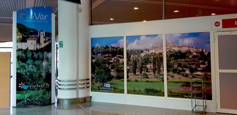 halls Aéroport 6 Toulon/hyères 2016