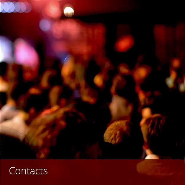 Booking Events l'agence événementielle responsive